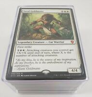 Complete JAZAL GOLDMANE Commander Deck | 100 Card | Magic the Gathering EDH