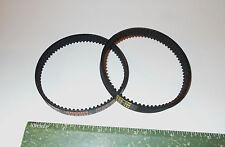 2 Dyson DC17 Upright Vacuum Cleaner Gear Belt 11710-01-02