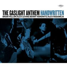 The Gaslight Anthem, Gaslight Anthem - Handwritten [New CD] Bonus Tracks, Deluxe