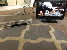 Rca Vcr With Av Cables No Remote. Working Condition