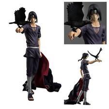 New Naruto Shippuden Uchiha Itachi Japanese Anime PVC 23cm Figure Figurine Box
