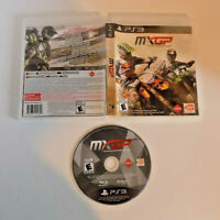MXGP: The Official Motocross Videogame game disc w/case PS3 Playstation 3