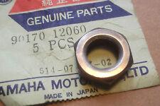 Yamaha TA125 TY80 YZ80 TTR125 YFM125 Original nos Embrague Tuerca - # 90179-12060