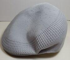 Kangol Beret Derby Tropic Ventair Kangaroo Golfer's Flat Cap Hat Small