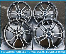 cadeau 71.5-67.1 spigot rings set de 4 pour roue alliage hub centric wheel spacer