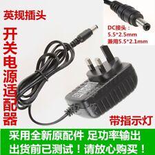 15V 2A UK Plug AC Wall Charger Power Supply Charging Adaptor Adapter