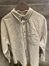 Vintage cotton western style overshirt - Oxford Collar - High Sierra - Size: XL