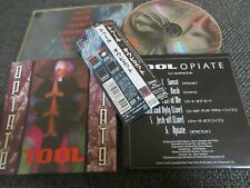 TOOL /  OPIATE / JAPAN LTD CD OBI