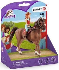 Schleich Horse Club Hannah & Cayenne  42514 Schleich Horse Club Set