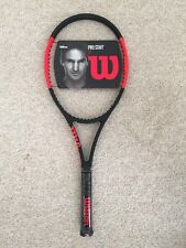 NEW Wilson Pro Staff 97 2017, 4 1/8, Still in plastic
