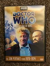 Used Dvd Doctor Who Master Claws of Axos