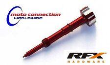 RFX Fuel screw mixture adjuster (RED) Keihin FCR Carb YAMAHA YZ250F YZF250 00-13