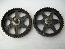 Mazda MX5 MK1 Timing  Cam Belt Top Pulleys with Bolts