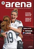 10.04.2014 Deutschland - Slowenien, WM-Qualifikation, DFB-Arena 1/2014