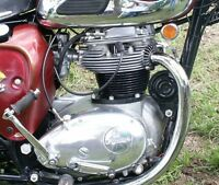Build a Better A50 A65 BSA Triumph Engine DVD Course