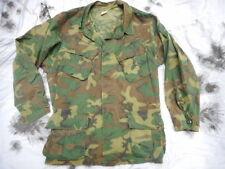 original 1968 ERDL lime green US ARMY VIETNAM WAR 3RD PAT BDU jungle COAT JACKET