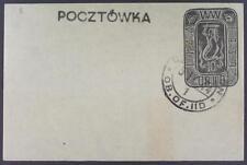 Camp Oflag IID Grossborn 1944 POW Prisoner of War Kriegsgefangenenpost K21