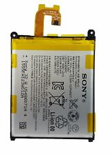 Original Sony lis 1543 EPRC batería Xperia z2 3200mah