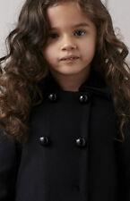 6 x large 23 mm Boule Noire Style Vintage Manteau Boutons