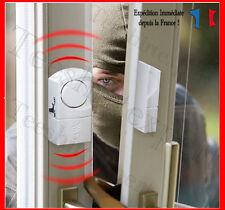 Alarme de porte et fenetre - protection enfant - caravane garage SIRENE door