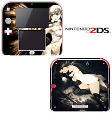 Vinyl Skin Decal Cover for Nintendo 2DS - Bravely Default