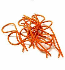 L11602M Orange Medium 30mm Long Body Cover Post R Clips Pin Shell 1/10 1/8