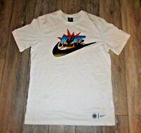 CACTUS JACK *RARE* Nike DUNK SB Travis Scott Swoosh T Shirt Men's Medium M