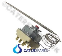 EGO 55.31542.100 FRYER HIGH LIMIT 225oC SAFETY THERMOSTAT 3 PHASE RESET BUTTON