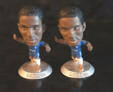 2 CORINTHIAN Micro Stars FIGURE LOT Soccer Football Mini Germany CHELSEA Drogba