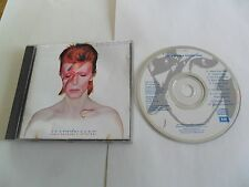David Bowie - Aladdin Sane (CD 1990) UK Pressing