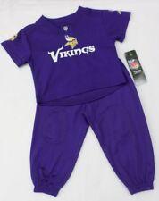 NFL Minnesota Vikings Infant Purple Field Goal Pant Set 24 M