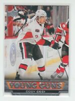 (71625) 2013-14 UPPER DECK YOUNG GUNS CODY CECI #475 RC