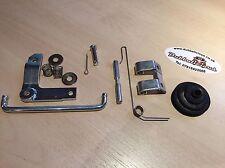 VW Bay Finestrino Tipo 2 Splitscreen PEDALE ACCELERATORE COLLEGAMENTO FULL KIT di riparazione 63-79