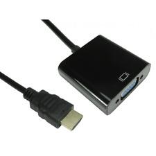 Driverless HDMI to VGA Converter Convert Digital Signal to Analogue  HD to SVGA