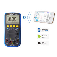 Owon B41T+ T-RMS AC/DC Datalogging Multimeter 750VAC/1000VDC Bluetooth + adapter