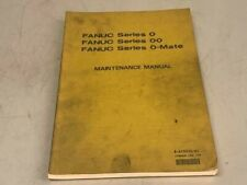 Fanuc Series 0, 00, 0-Mate Maintenance Manual, B-61395E/05, Aug. 1992, Used