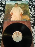 LETTA MBULU - THERE'S MUSIC IN THE AIR LP + INNER EX!! ORIGINAL U.S A&M TEXTURED
