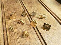 Vintage Lot BUICK PONTIAC AUTOMOBILE Employee Pins