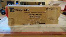 TA / Triumph-Adler Toner Kit Yellow / Gelb 260Ci, Art-No.652611116