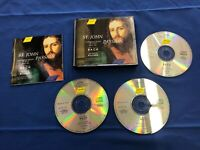 Bach: St. John Passion [Movements from all versions] 3 CD Set Hanssler (Box 3)