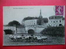 LE LION-D'ANGERS  :  Le Pont.....VO.1936.