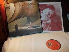 WAGNER: Tristan und Isolde > Vickers Dernesch Berlin Karajan / EMI France 5 LPs