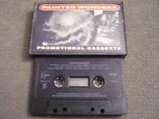 Rare Promo Painted Wonders Cassette Tape Iggy Pop P.I.L. Divinyls + interview !