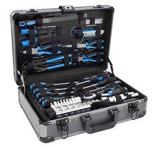 Karcher Werkzeugkoffer 101-teiliges Werkzeug-Set mit Hammer, Schraubendreher uvm