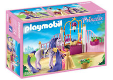 Playmobil - Castle Stable - 6855  *  Brand New  *