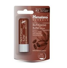 Himalaya Herbals Rich Cocoa Butter Lip Care 100% Natural Color