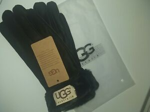 Ugg Ladies Gloves New Tagged black size small