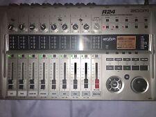 Zoom R24 Digital Multi Track Recorder very good condition