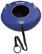 Slippery Racer Grande XL Commercial Inflatable Snow Tube Sled - BLUE