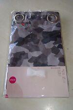 Rideau Brocéliande Camouflage neuf 140 x 250 Anthracite